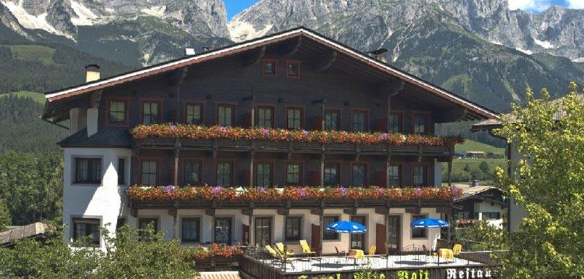 Hotel Alte Post, Ellmau, Austria - Exterior.jpg